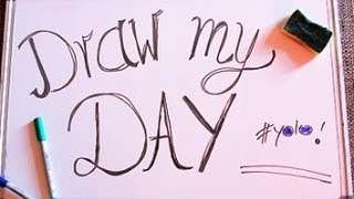 DRAW MY DAY - TORGE