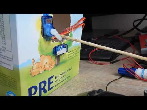 Raspberry Pi Laser Weapon: more precise results