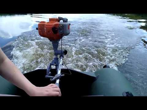 мотор на лодку корвет 3.8