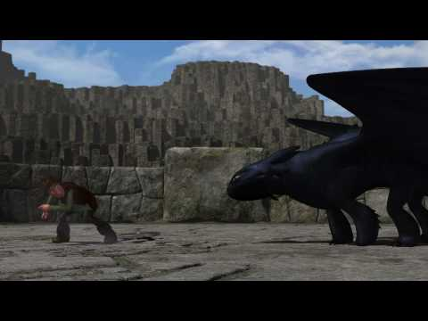 DreamWorks' How To Train Your Dragon - Dragon Training Lesson 5: The Night Fury