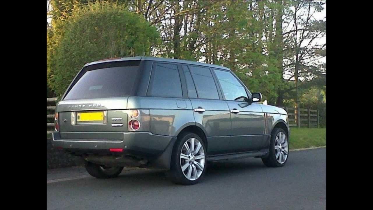 Range Rover Vouge L322
