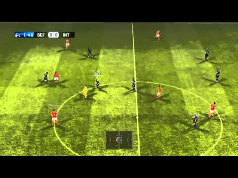 Pes 2011 Uefa Champions League PC Gameplay