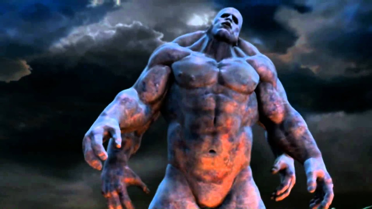 God Of War 2 Titans And Gods Youtube