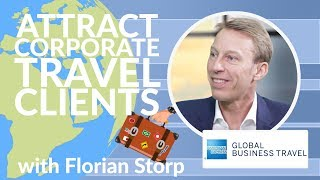How to attract and retain corporate travel clients