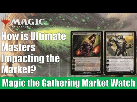 MTG Market Watch: How is Ultimate Masters Impacting the Market?