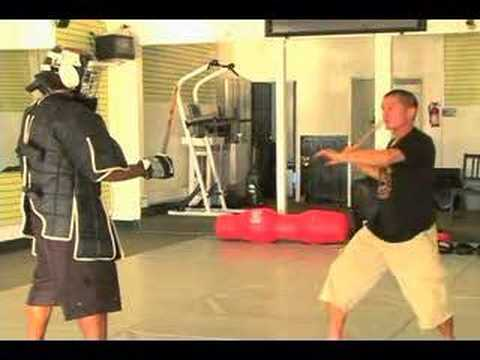 Escrima Stick Strikes & Techniques : Escrima Largo Mano: Targeting an Armed Opponent Image 1
