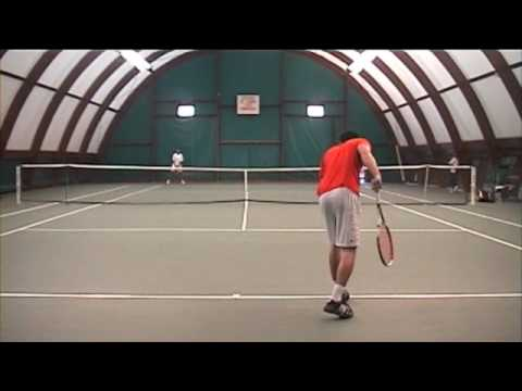 Matt Truong tennis video ranked 7.0