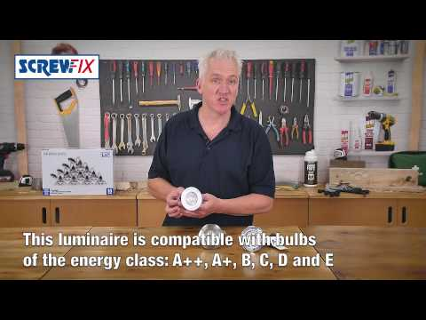 LAP Fixed LED Downlight Contractor Pack ¦ Screwfix