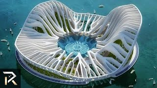 Most Incredible Sea Structures In The World