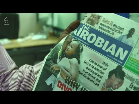 The Nairobian: Scandals make Kenya's fastest growing paper
