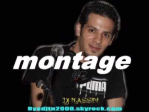 Dj Nassim Feat Danet  - AandeK EssaH Zidni