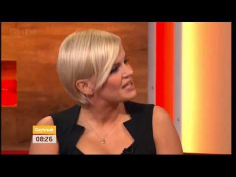 Kerry Katona cries at 'drugged-up' This Morning appearance