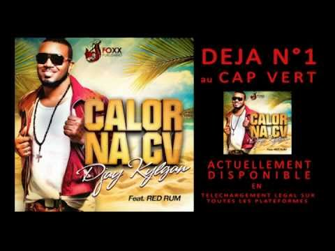 DJAY KYLGAN Feat RED RUM - Calor na cv (Radio edit)