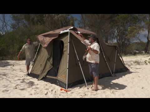 Wanderer 430 Extreme Tent