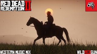 Western Music Mix | Red Dead Redemption 2 | Wild West