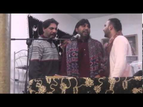 Muhammad Ke Shaher Mein Qasida Zakir Bijley 19th Of January2014eid Milad Un Nabi Saw video