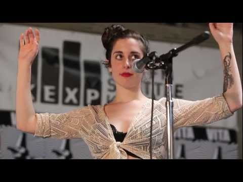 Austra - The Beat And The Pulse (Live on KEXP)