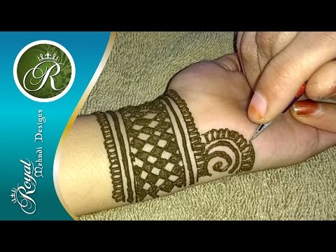 Mehendi/ Best Henna Mehndi Design 2017 By
