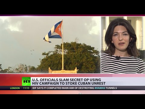 USAID Op: Secret mission sent Latinos to stir unrest in Cuba
