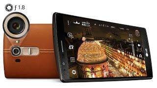 LG G4. Честный и подробный обзор нового флагмана.