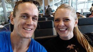 FINALLY Flying to Mumbai INDIA! ????????