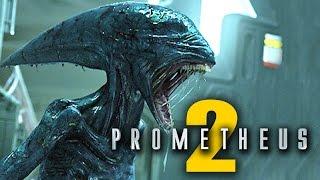 New PROMETHEUS 2 Movie Coming 2017!!