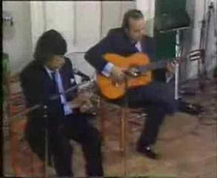 Pansequito con Paco Cepero - Bulerias