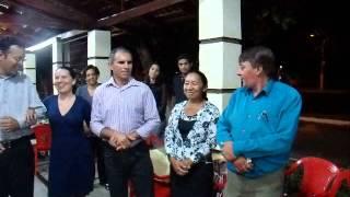 ANIVERSARIO  SURPRESA DO JOÃO AURELIO  PRESIDENTE DO SITE JESUSCOMIGO