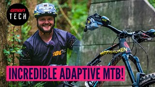How I Ride A Mountain Bike With A Paralysed Arm | The Tom Wheeler Documentary