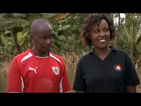 Shamba Shape Up (Swahili) - OFSP, Chickens, Planting Vegetables