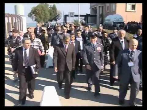 Security Middle East Show  2011, BIEL Beirut, Lebanon