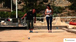 HOW TO SHOOT IN PETANQUE GAME