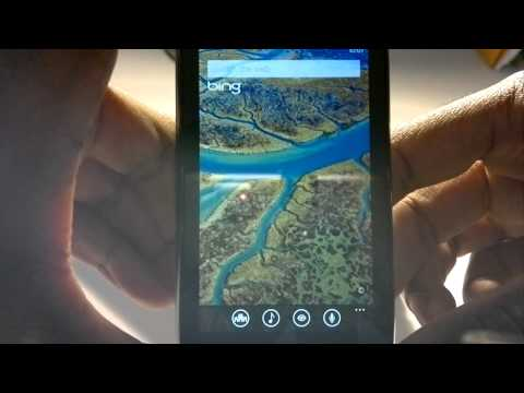 Nokia Lumia 710: Voice Recognition