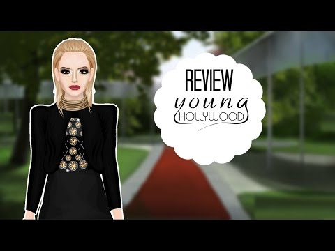 Stardoll Review: Young Hollywood Kim K Inspired
