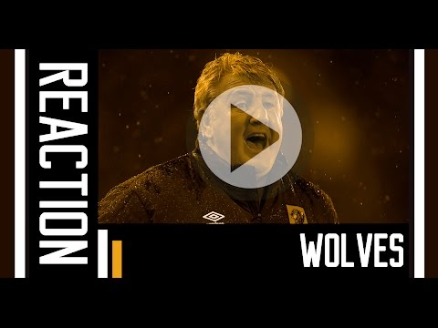 The Tigers v Wolverhampton Wanderers | Reaction With Steve Bruce |15th April 2016