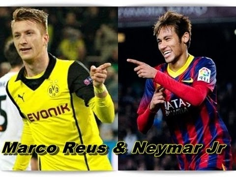 Neymar Jr & Marco Reus ► Amazing Dribbles ● Skills and Goals ●FabiioC.11 & AiiltonJr.●