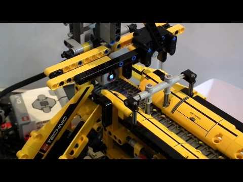 LEGO® MINDSTORMS® EV3 Brick Sorter - Steinsortierer