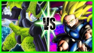 Perfect Cell Vs Shallot