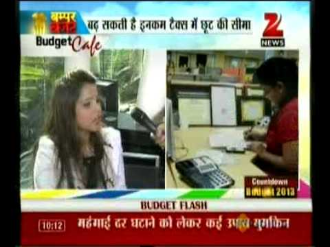 Zee News : Bumper Budget : UPA 2's last ticket to 2014 Election