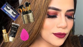 BEAUTIFY BY AMNA ??! // FALL MAKEUP LOOK