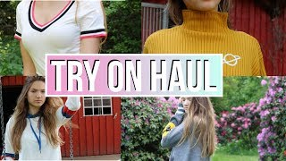 TRY ON HAUL - Summer Vibes ~ for hot & cold days ♥︎ Jackie Alice (deutsch)