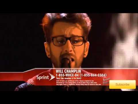 Will Champlin - Hey Brother - The Voice USA 2013 (Live Top 6 Performance)