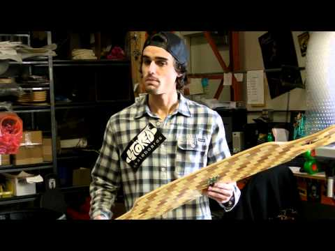 Stoked Skateboards - Loaded Tan Tien