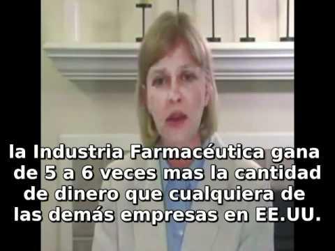 CONFESIÓN DE REPRESENTANTE FARMACÉUTICA