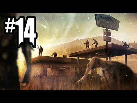 State of Decay Gameplay Walkthrough - Part 14 - AIRSTRIKE?!? (Xbox 360 Gameplay HD)