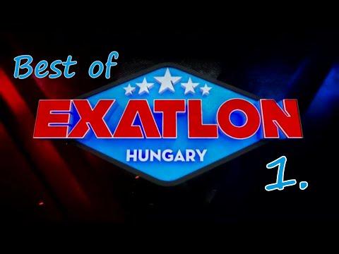 Best of Exatlon 1 - Az első hibátlan férfi és női ügyességi