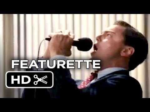 The Wolf of Wall Street - Leonardo DiCaprio Featurette (2013) - Leonardo DiCaprio Movie HD