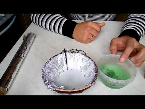 Два способа почистить серебро от чёрного налёта и т.п.