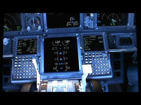 Flightvideo tutorial Boeing 737-800 NGX KLM start up