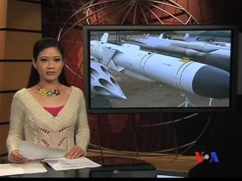 Việt-Nga hợp tác sản xuất phi đạn chống chiến hạm (VOA Express)
